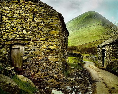 Lake District, England. Beautiful.
