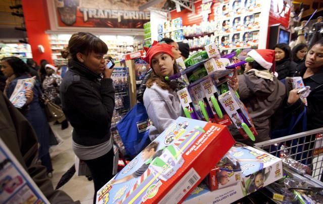 What Time Do Stores Open on Thanksgiving Day? #thanksgiving #shopping #sales