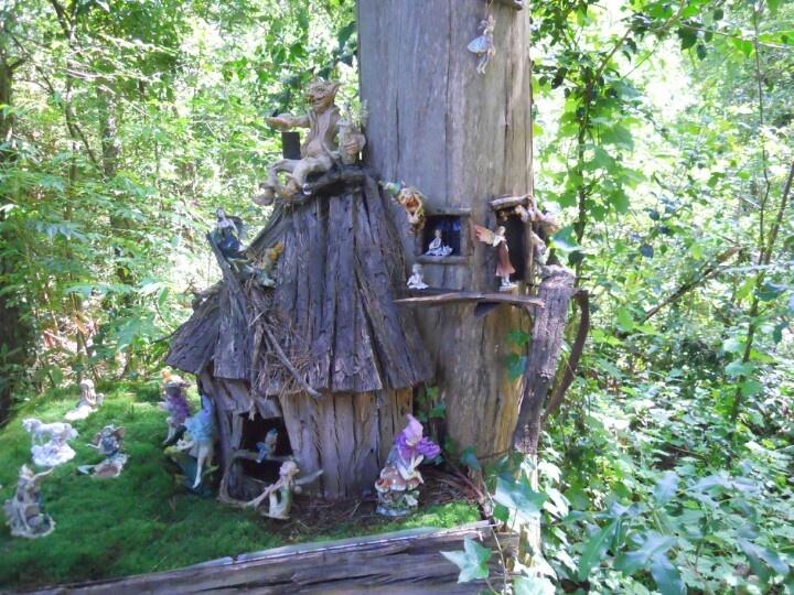 Fairy garden Hogsback