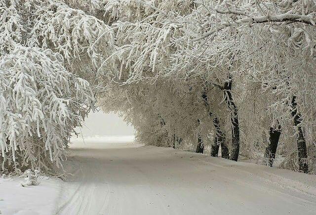 Русская зима - invierno de Rusia