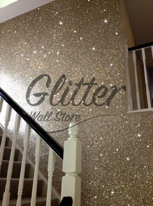 Glitter Wallpaper For Home Glitter Wallpaper Bedroom Glitter Room Gold Glitter Paint Walls