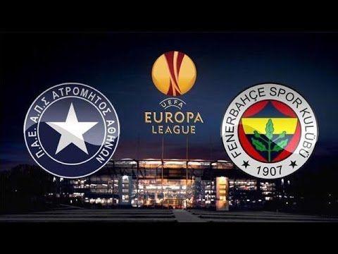 Atromitos 0 1 Fenerbahçe | 90 Dakika | 20 Ağustos 2015 | UEFA Playoff İlk Maç - YouTube