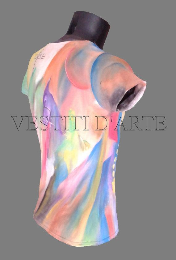 Fashion clothing women UNISEX TSHIRT going out by Vestitidarte