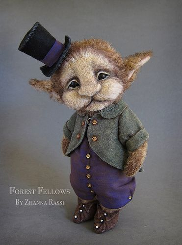 Orin - faery by Forest Fellows, via Flickr
