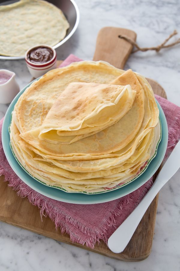 Crepes Salate Ricette