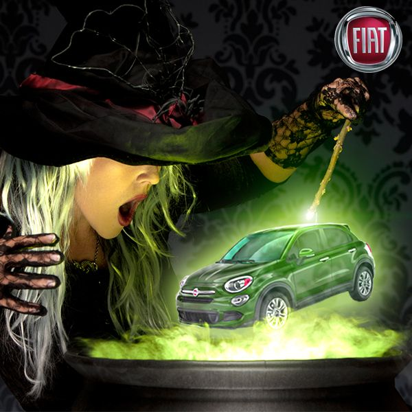 Fiat will put a spell on you. Find out how to make one yours today at Mossy Fiat National City! #Spellbinding #MossyFiat