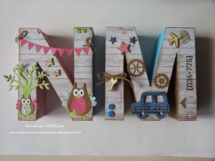 karton letters