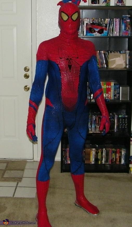 Amazing Spiderman - 2012 Halloween Costume Contest