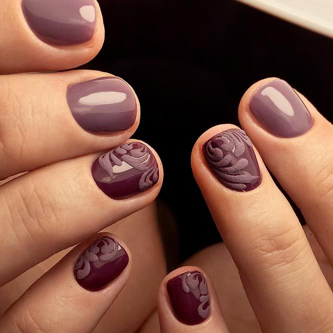 Designs for Round Nails Worth Stealing - Best 25+ Round Nail Designs Ideas On Pinterest Round Nails