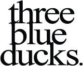 Three blue ducks rosebery