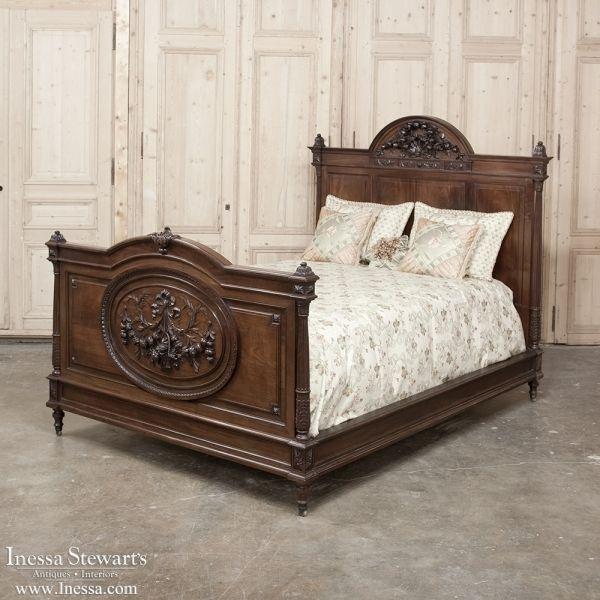 Best Antique Beds Images On Pinterest Antique Beds Antique
