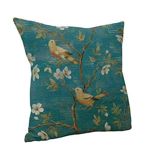 Amybria Linge uccello gettare Cuscino da divano Federa pe... http://www.amazon.it/dp/B0111FKD0O/ref=cm_sw_r_pi_dp_3OBkxb1D690CZ