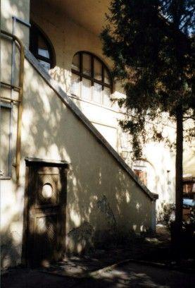 Egykori iskolája, az evangélikus Algimnázium Miskolcon