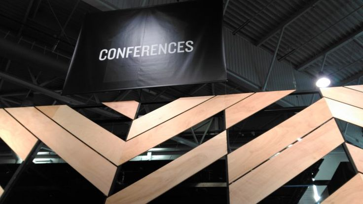 Pierre Charpin, gave an incredible conference yesterday at Maison et Objet Paris 2017