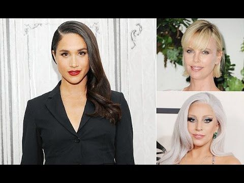 Prince Harry's Girlfriend Meghan Markle Join Lady Gaga Provide Education...