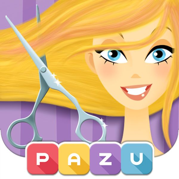 Download IPA / APK of Girls Hair Salon  Hair Style & Makeover Games for Kids by Pazu for Free - http://ipapkfree.download/6177/