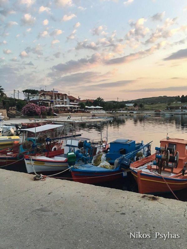 Ammouliani, Chalkidiki, Greece