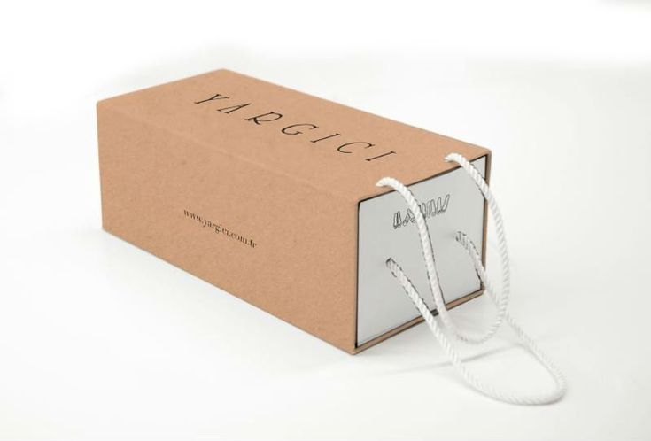 silver shoe box packaging - Google Search