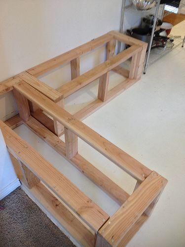 Sitzbank selber bauen – haben Sie Spaß mit dem praktischen DIY Projekt