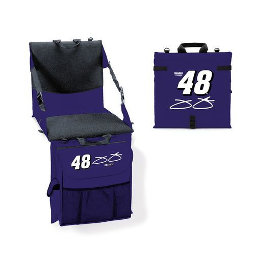 Jimmy Johnson Seat Cushion and Cooler