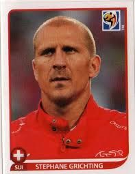 Image result for 2010 panini switzerland grichting