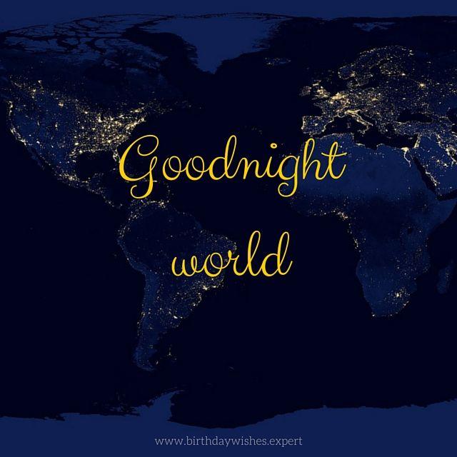 15 Goodnight Images To Share Good Night Good Night Quotes Sweet Night Good Night World