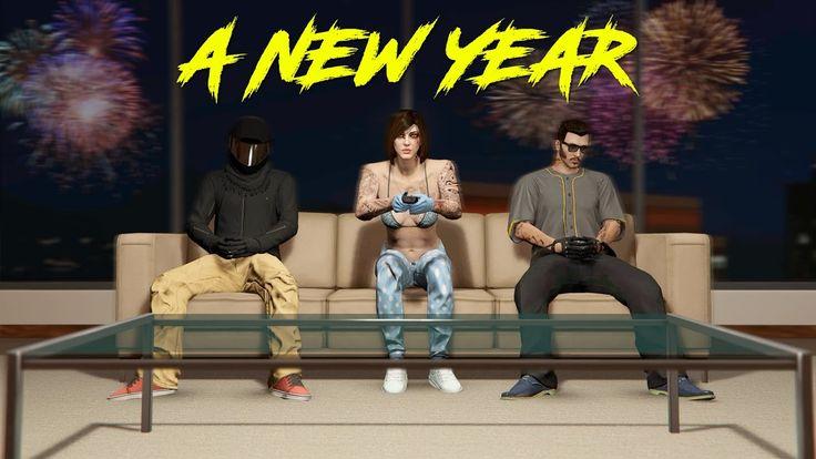 A New Year - GTA V Cinematic [Rockstar Editor] #GrandTheftAutoV #GTAV #GTA5 #GrandTheftAuto #GTA #GTAOnline #GrandTheftAuto5 #PS4 #games