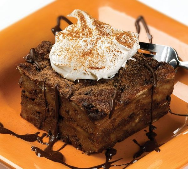 australian.food.c... Chocolate bread pudding crock pot