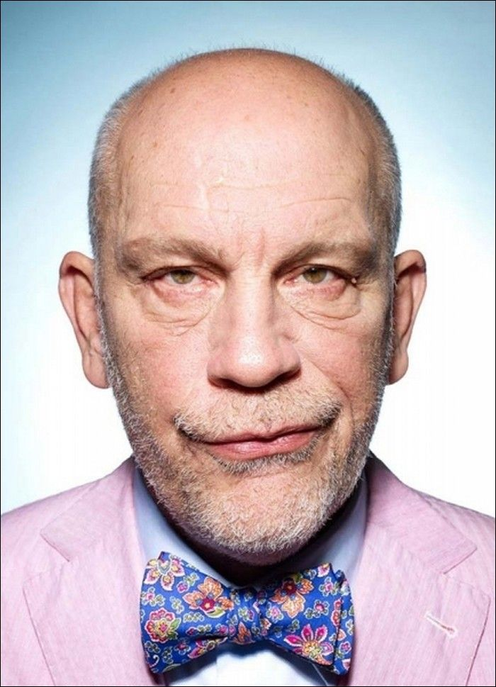 """""""People get up, they go to work, they have their lives, but you'll never see the headlines say, 'Six billion people got along rather well today.' You'll have the headline about the 30 people who shot each other."""" - John Malkovich"""