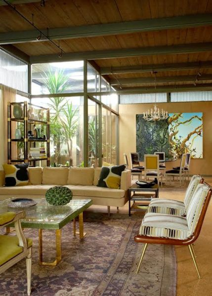 Interior Designer Spotlight: Lee Ledbetter, Nazmiyal