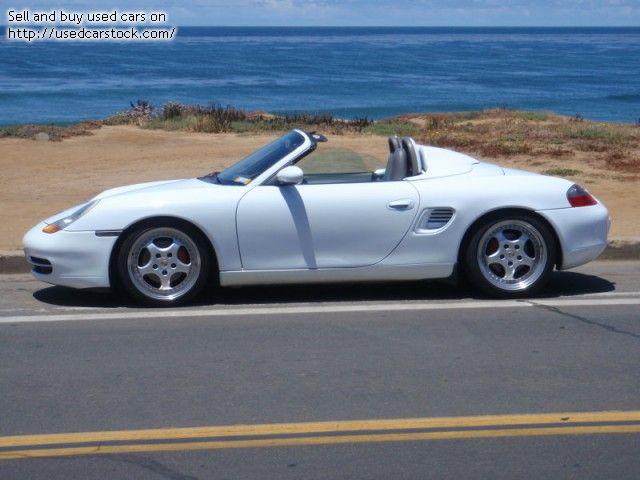 1999 Porsche Boxster 12 995 San Diego Ca Car Cover