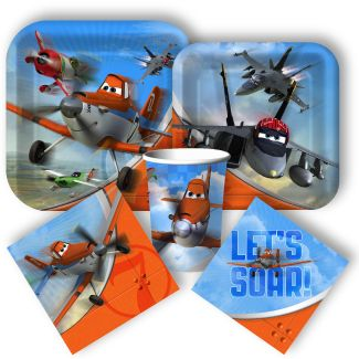 disney planes party supplies  | The tablecovers are very cute and will look great on our table in a ...