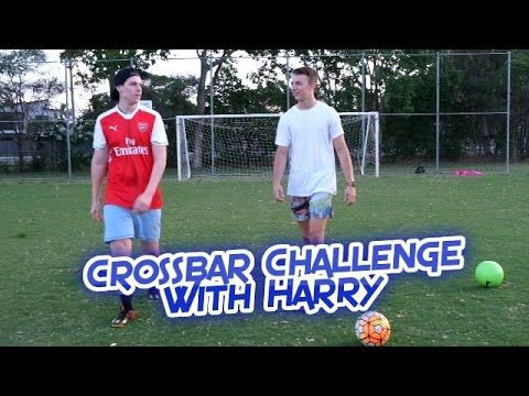 Crossbar Challenge With Harry