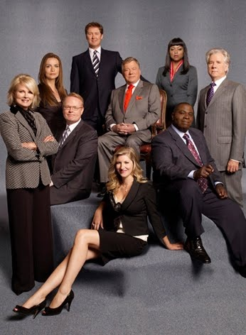 "Boston Legal, loved this show..WAS HOOKED FROM THE 1ST EPISODE...""MUST BE CASUAL MONDAY!!!""   LMAO!!!"