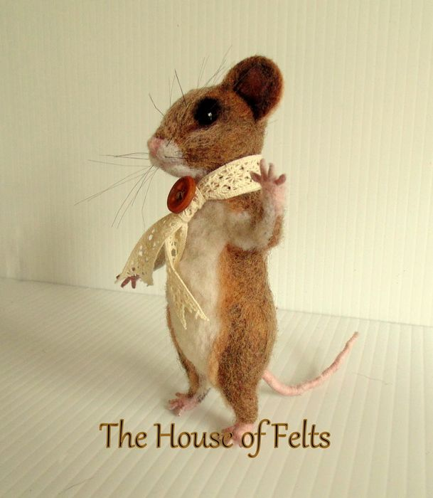 house of felts - NEEDLE FELTED ANIMALS