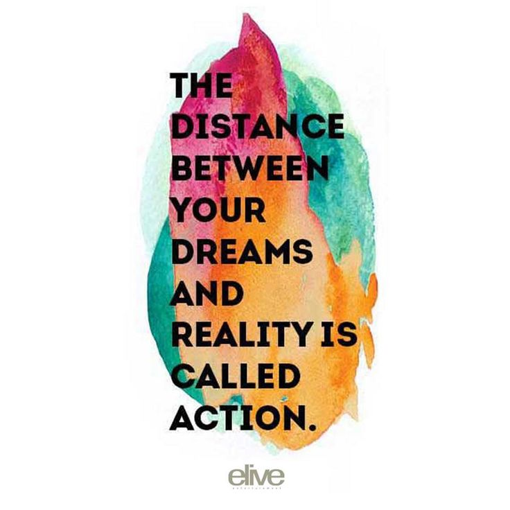 THINK ABOUT IT THURSDAY Get Moving...  #ThinkAboutItThursday #EliveEnt #RickPink #Action