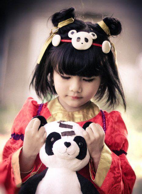 Panda Annie cosplay - League Of Legends