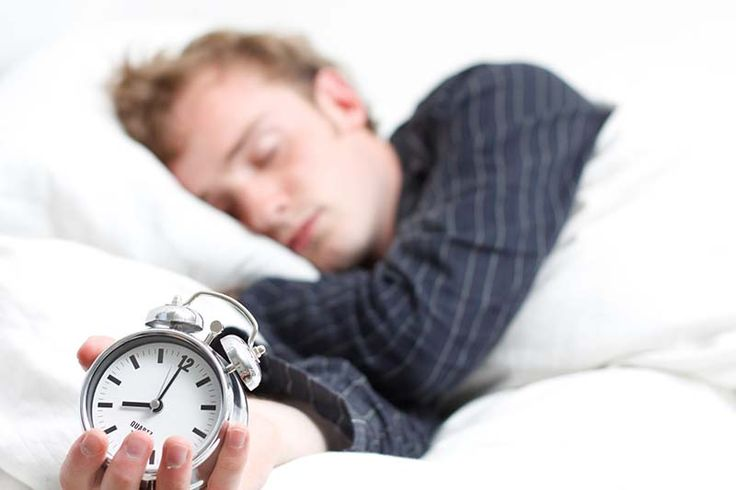 How Much Sleep Do Teens Need?