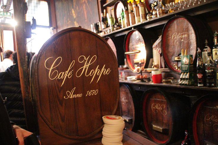 カフェ ホッペ