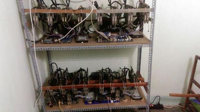 Máy đào Bitcoin [Bitcoin miner]