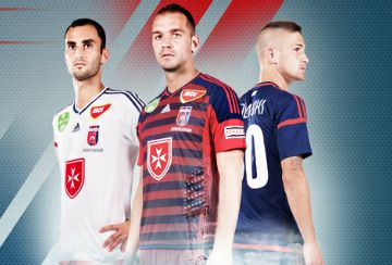 Videoton FC 2015/16 adidas Home, Away and Third Kits