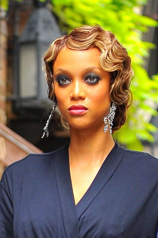 280 best Tyra Lynne Banks images on Pinterest