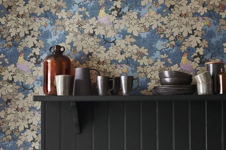 The New Wallpaper Trends Designers Are Obsessed With  - ELLEDecor.com