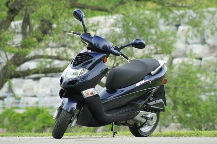 Sometime the scenery just looks better with a KYMCO scooter in the picture. The KYMCO Bet & Win is a winner.  http://www.kymco.ca/onRoad.php