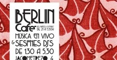 Berlin Cafe Madrid