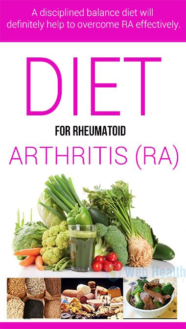 Rheumatoid Arthritis (RA) is a chronic bone-related disease.  #diet