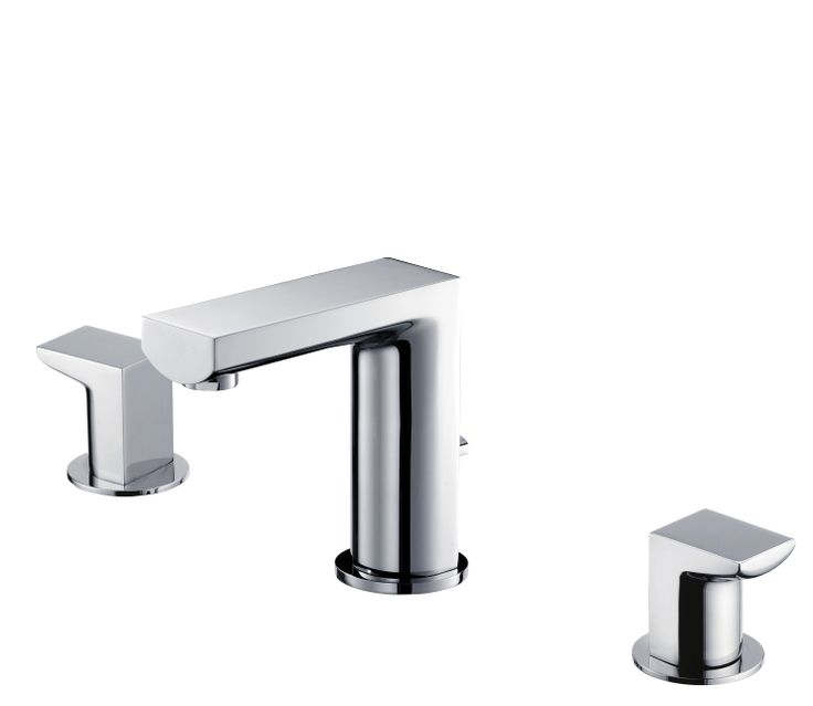 ARCH Two-handle Basin Faucet. #basin #faucet #JUSTIME