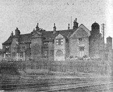 Ashton Under Lyne, Lancashire, England. 1471