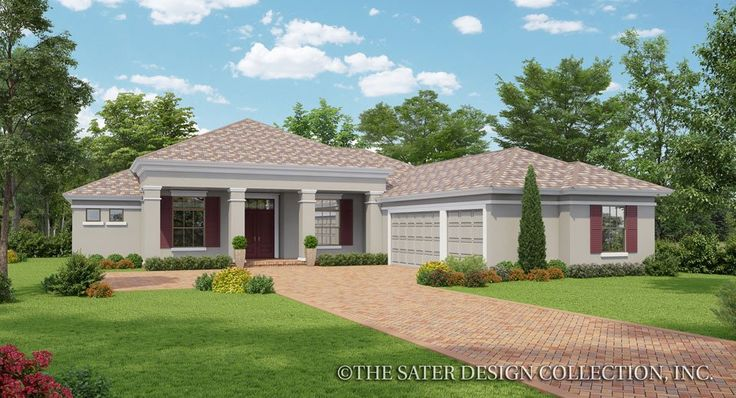 51 best Small House Plans - Sater Design Collection images ...