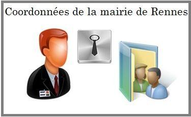 Contact Mairie de Rennes : Horaires , Téléphone et Adresse
